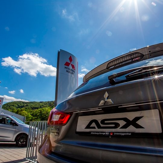 Ihre Mitsubishi-Garage in der Region