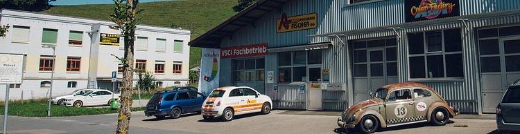 Autospritzwerk Fischer AG