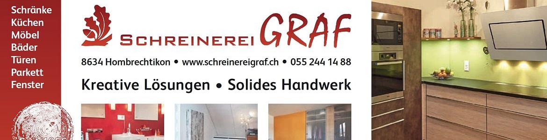 Graf Schreinerei Innenausbau AG