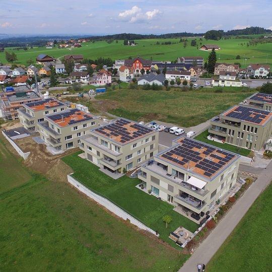 Überbauung Ebnet Andwil