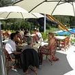 Camping Botza Restaurant Botza Beach