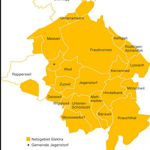 Genossenschaft Elektra, Jegenstorf