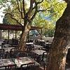 terrasse Le Blandonnet pizza kebab
