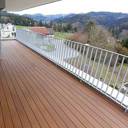 Terrassenböden - wir beraten Sie gerne
