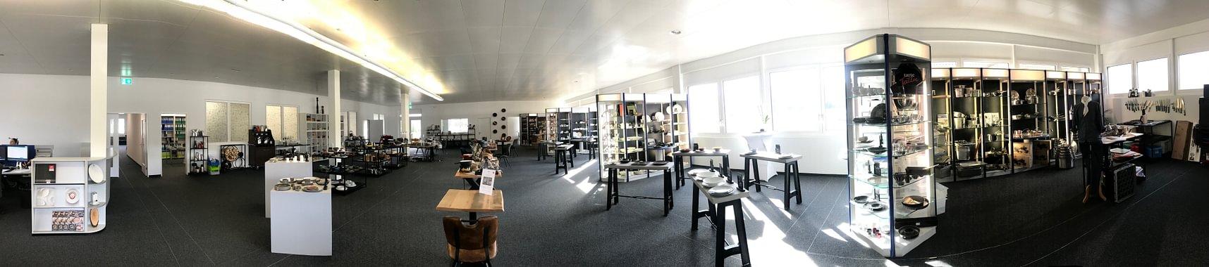 Showroom Ecotel Suisse SA