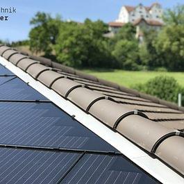 Photovoltaikanlage integriert | 3S Megaslate