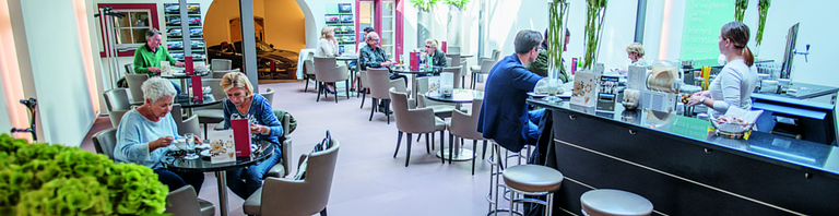Mercedes-Benz Spot Caffè-Bar