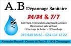 A.B dépannage sanitaire