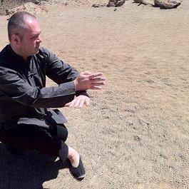Qi Gong Master Sifu Alberto Marletta