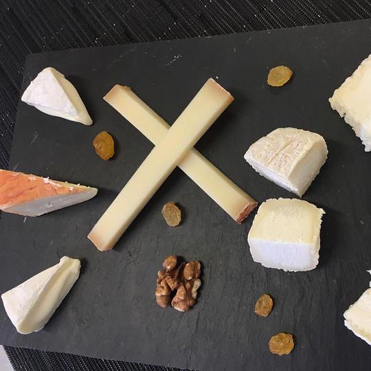 Plat de fromage