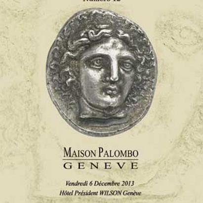 Cabinet Numismatique Maison Palombo SA