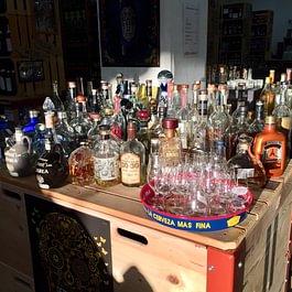 Tequila 100% Blue Agave Weber