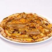pizza Blandonnet (avec viande du kebab à choix.