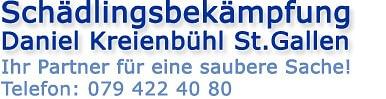 Kreienbühl - Schädlingsbekämpfung