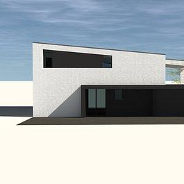 Villa familiale moderne