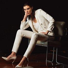 veste et pantalon IKKS  collection été 2020