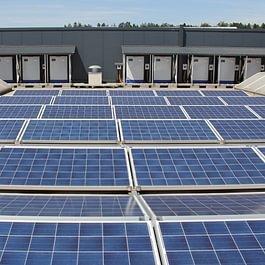 Bernhard Dach & Fassaden AG, Solarenergie