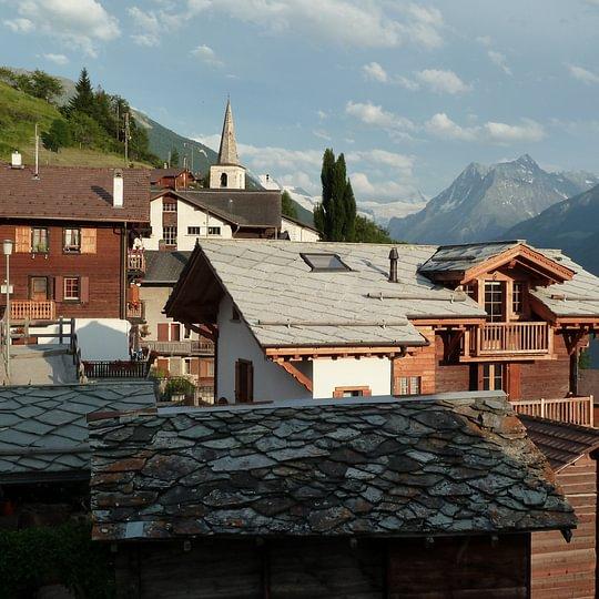 Le village de Saint-Martin