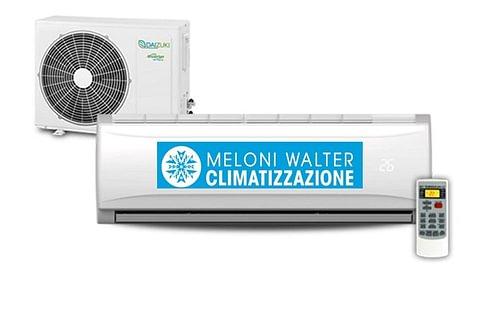 Climatizzazione split system