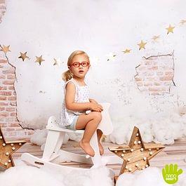 Sehr stabile Kinderbrillen - Wir lieben Kinder und wollen das Beste für unsere jüngsten Kunden!