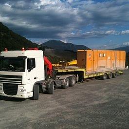 TSM Trasporti Speciali SA