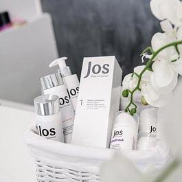 Linea cosmetica professionale Jos Beauty and Cosmetic viso-corpo-mani-piedi