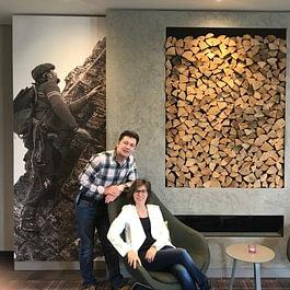 Roland und Nadja Bürkli, Bürkli HiFi Klangwelten Einzigartig in Baar / Zug
