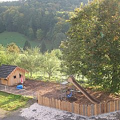Kinderspielplatz Bergmattenhof Dittingen