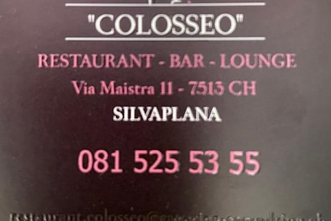Restaurant Colosseo