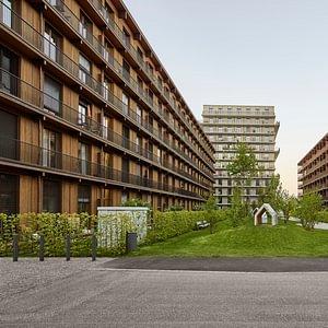 Referenz: Langhäuser Freilager in Zürich; Foto: Zeljko Gataric