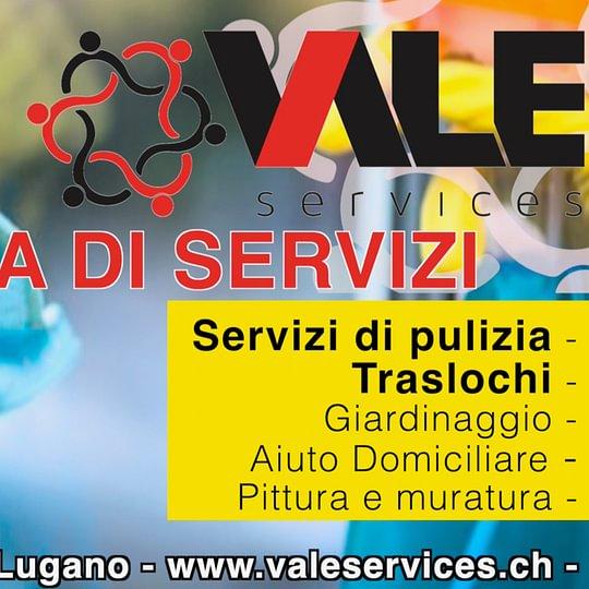 VALE SERVICES SAGL