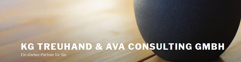 KG Treuhand & AVA Consulting GmbH