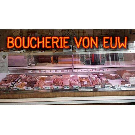 Boucherie von Euw viandes et salaisons Sàrl à Aigle