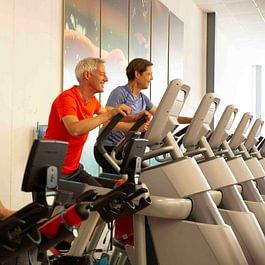 Fitnessstudio Altstätten - Herz-Kreislauftraining Fitness Nöllen Altstätten