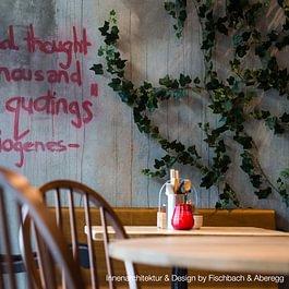 Neue Restaurantbegrünung Nooch Kriens
