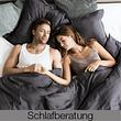 Schlafberatung bezgl. Ergonomie und Schlafplatzstörfelder