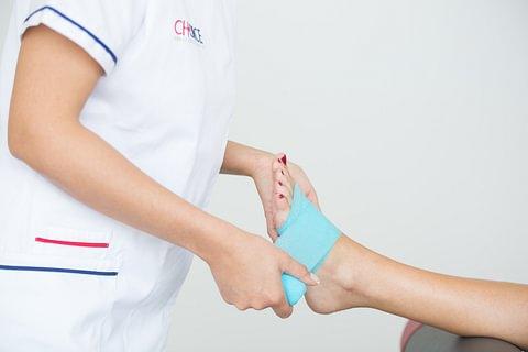 Riabilitazione ortopedica - Bendaggio Funzionale