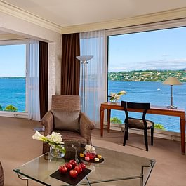 Junior Suite - Hotel President Wilson, a Luxury Collection Hotel, Geneva