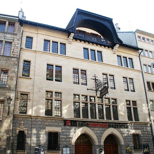 SCM Salle Centrale Madeleine