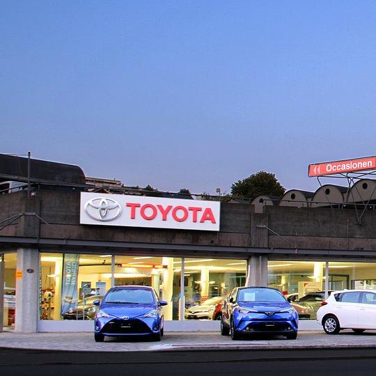 Erwin Dubler AG Toyota