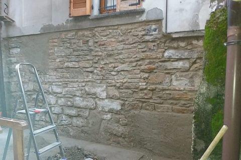 Lavori in muratura