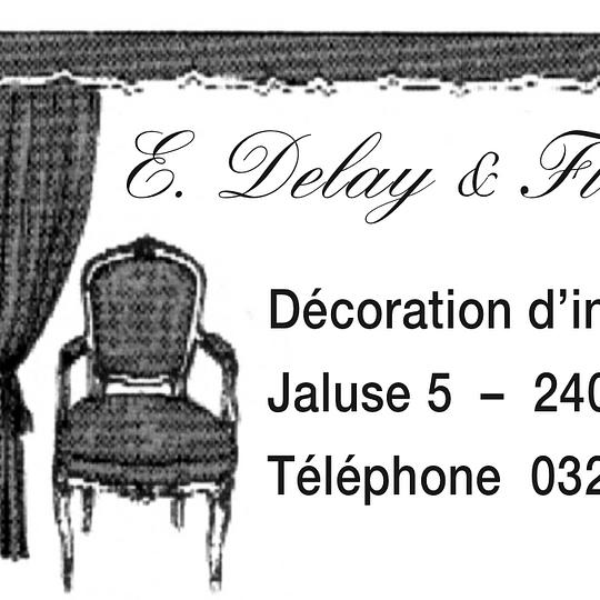 Delay E. et Fils