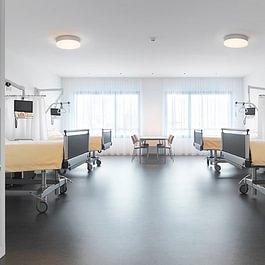 Klinik Seeschau AG -  Zimmer Allgemein