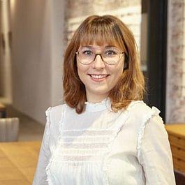Janine Jundt, Augenoptikerin EFZ