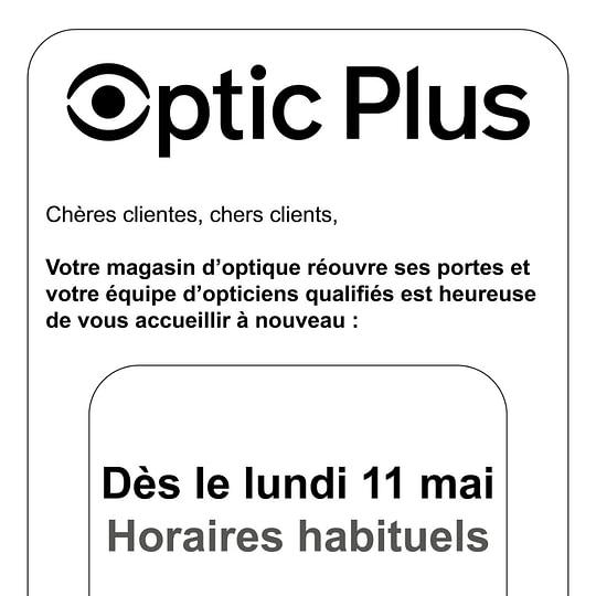 Optique Plus SA