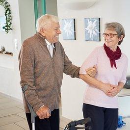 Wohn- und Pflegeheim Am Weiher - Bewohner