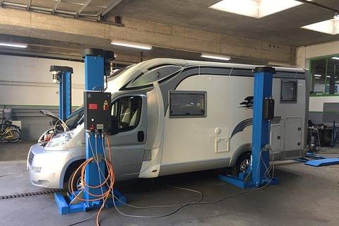 Entretien mécanique camping-car et caravane