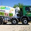 Transport des bétons et matériaux par malaxeurs 3/4/5 essieux