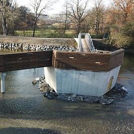 Ausführung einer Brücke