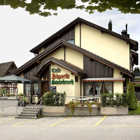 Pizzeria San Giorgio Steinbruch